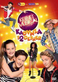 Cover Cast van Kadanza - Ketnet Musical - Kadanza Together [DVD]
